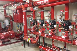 RPI Systems Fire Sprinkler Systems Installation Services